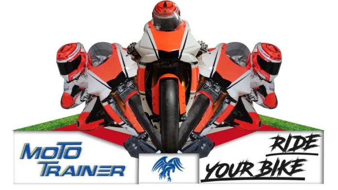 Moto Trainer εξομοιωτής 2021