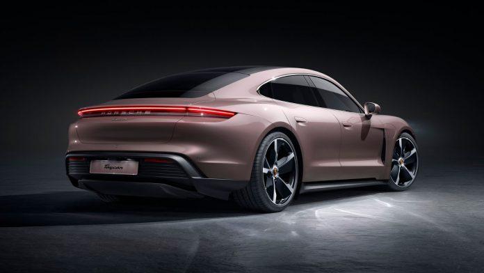 Porsche Taycan πισωκίνητη έκδοση 2021