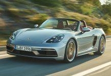 Porsche Boxster 25 years επετειακή έκδοση 25 χρόνια