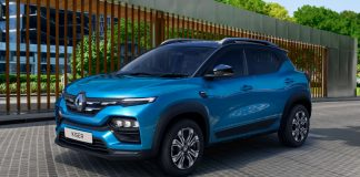 Renault Kiger SUV 2021