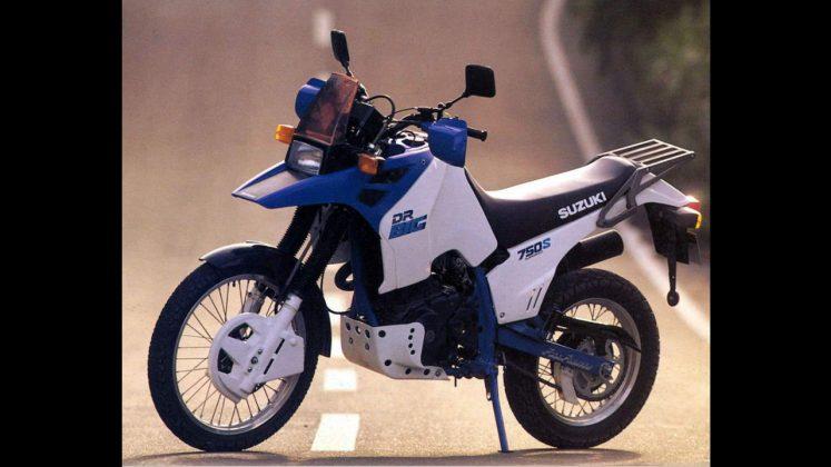 Suzuki DR 750S Big 1988