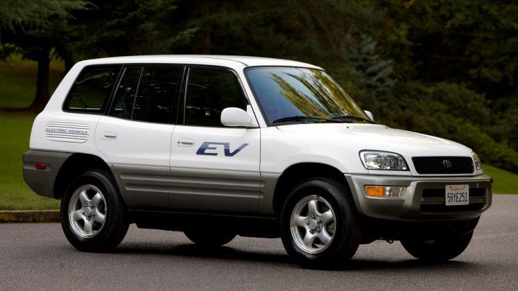 Toyota RAV4 EV 1997