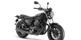 Moto Guzzi V9 Bobber 2021 ανανέωση