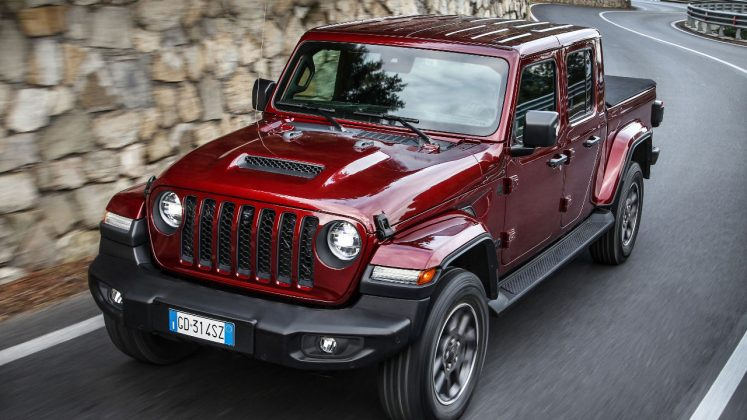 Επετειακές εκδόσεις Jeep