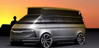 Skoda 1023 concept van