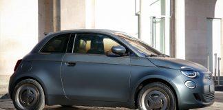 Fiat 500 by Armani 2021