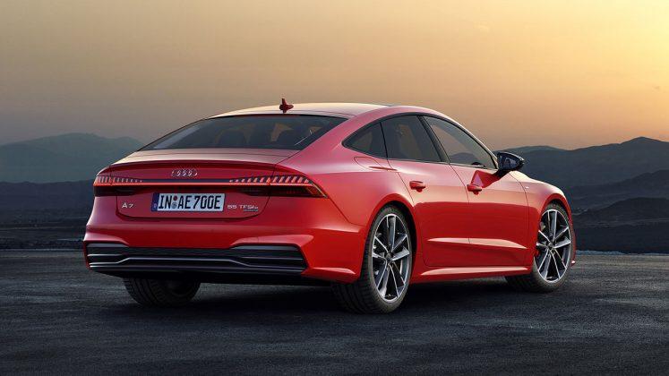 Audi A7 plug-in