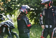Ducati Smart Jacket 2021