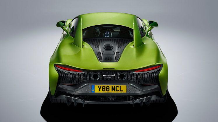 McLaren Artura 2021 plug-in υβριδικό