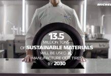 Michelin βιώσιμα ελαστικά 2050