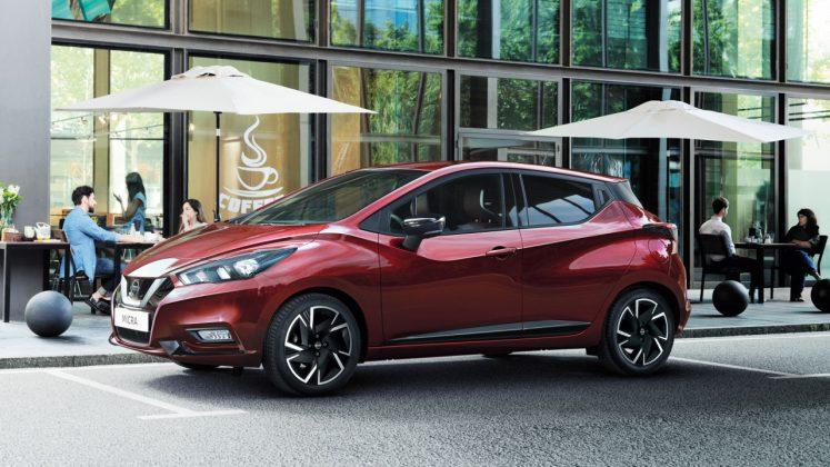 Nissan Micra ανανεωμένο τιμές 2021