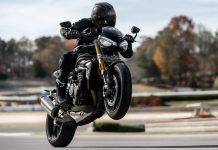 2021 Triumph Speed Triple RS Νέα