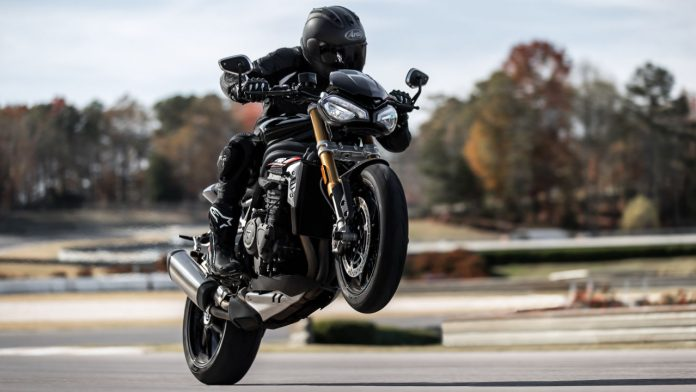2021 Triumph Speed Triple RS Νέα