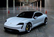 Porsche Taycan Turbo S ρεκόρ Guinness