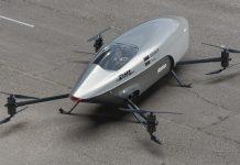 Airspeeder Mk3 2021 drone racing