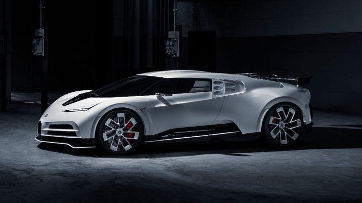 Bugatti Centodieci 2021 πρωτότυπο