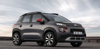 Citroen C3 Aircross C-Series 2021