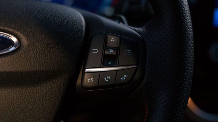 Δοκιμή Ford Puma ST Line 125 PS Auto Traction