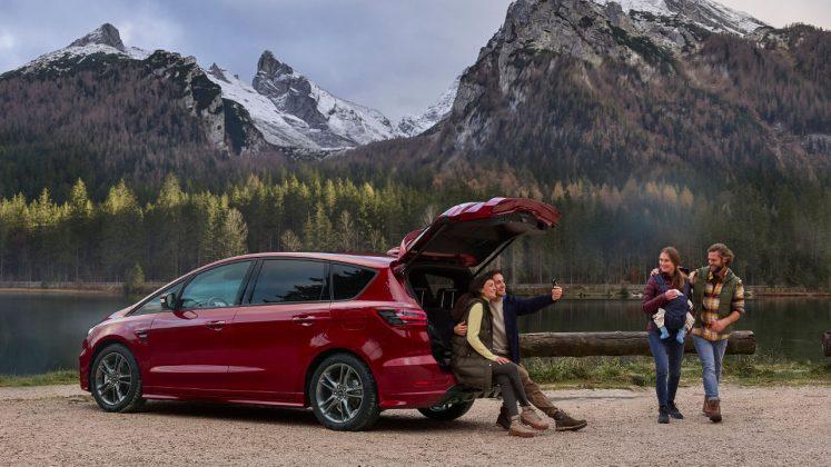 Ford S-Max Hybrid 2021