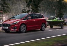 Ford S-Max Hybrid 2021