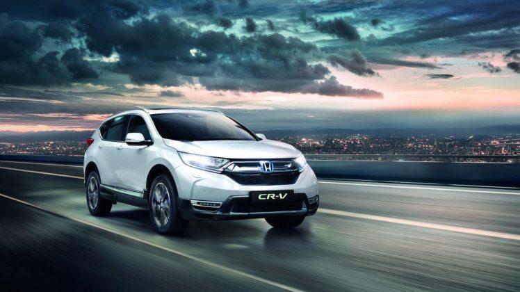 Honda CR-V ανανεωμένο τιμές