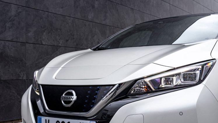 Nissan LEAF10 Special Version
