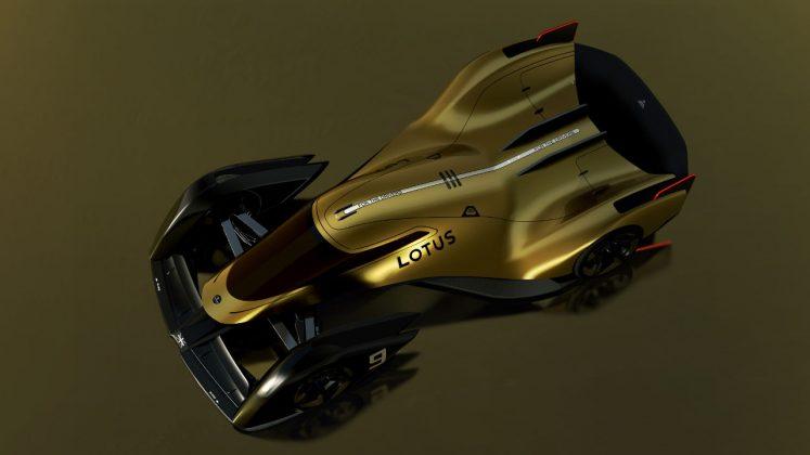 Lotus E-R9 2021