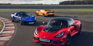 Lotus Elise και Exige Final Edition 2021