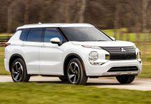 Mitsubishi Outlander 2021 Νέα γενιά
