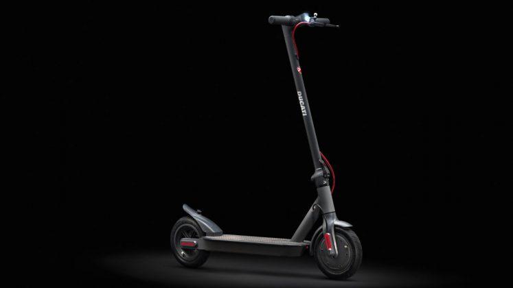 Ducati Pro-I Evo ηλεκτρικό πατίνι