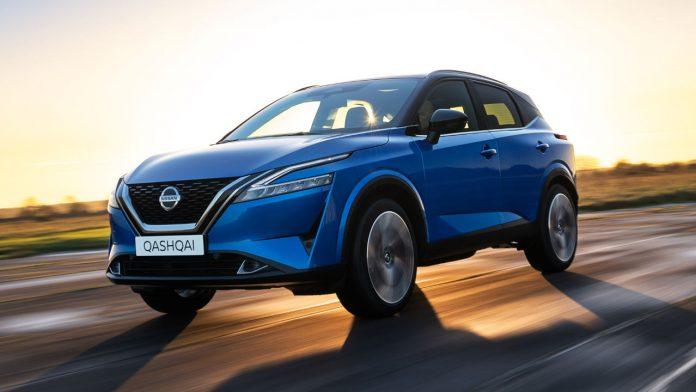 Nissan Qashqai νέο 2021