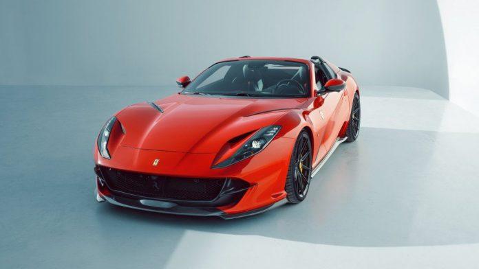 Novitec Ferrari 812 GTS 2021