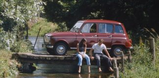 1961 - Renault 4l