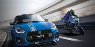 Suzuki Swift Sport MotoGP Edition