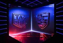 TAG Heuer και Porsche 2021 συνεργασία