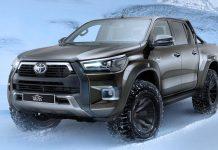 Toyota Hilux AT35 Arctic Trucks 2021