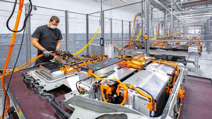 Opel κέντρο επισκευής μπαταριών Γερμανία