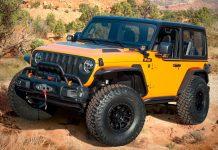 Gorilla Jeep 2021
