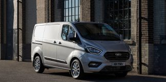 Ford Transit Custom Νέα γενιά