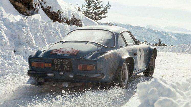 Alpine ιστορία 2021