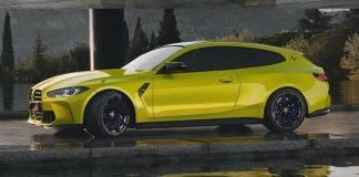BMW M4 Shooting Brake renderings