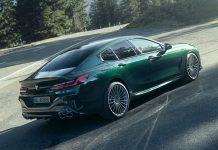 BMW Alpina B8 Gran Coupe