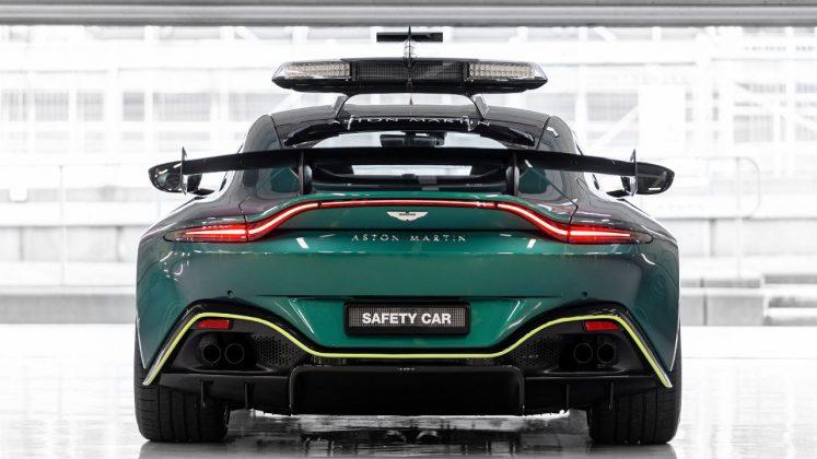 Aston Martin Safety Car Formula 1 2021
