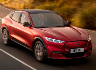 Ford Mustang Mach-E 2021 τιμές Ελλάδα