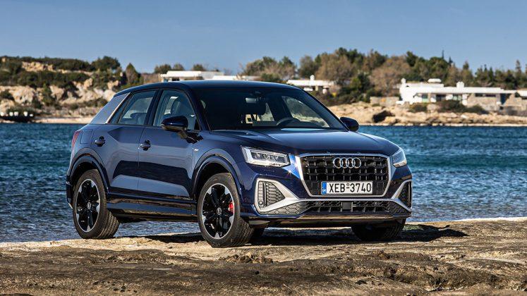 Audi Q2 2021 Ελλάδα