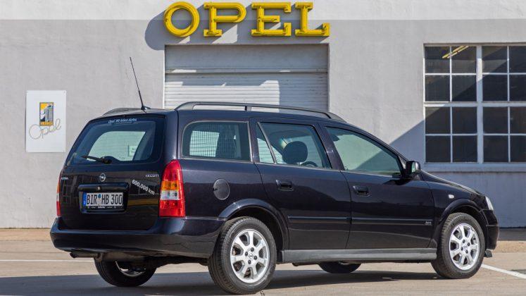 Opel Astra Caravan 600.000 χλμ.