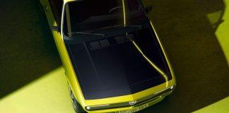 Opel Manta GSe ElectoMOD 2021