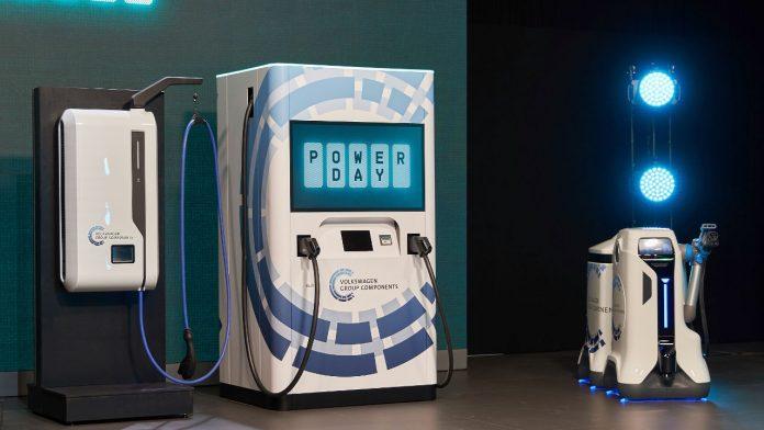 Volkswagen Group Power Day 2021