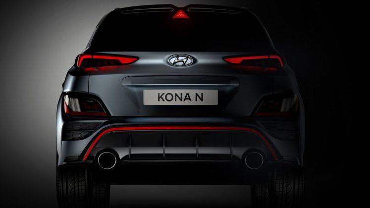 Hyundai Kona N φωτογραφίες 2021