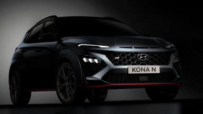Hyundai Kona N 2021 N DCT κιβώτιο